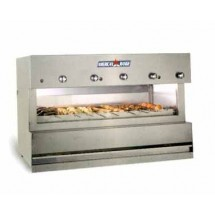 "American Range AROB-60 60"" Gas Counter Overfired Broiler with 5 Infrared Burners"