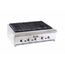 "American Range ARRB-24 24"" W Heavy Duty Radiant Char Broiler Counter Model"