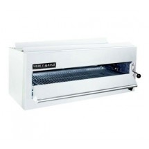 "American Range ARSM-36 36"" W Gas Salamander Broiler with 1 Infra-Red Burner"