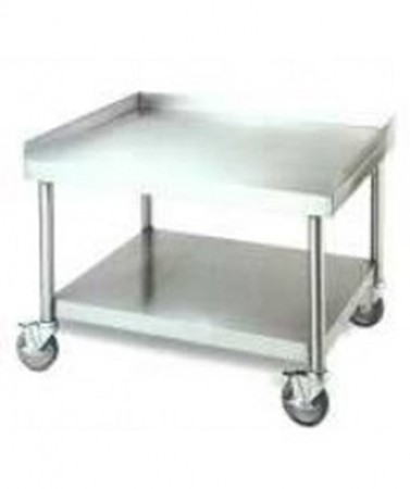 """American Range ESS-48-4 Stainless Steel Equipment Stand 48""""W x 18""""D"""