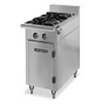 """American Range HD34-17TG-1HT-O  Medallion Series Heavy Duty 34"""" Gas Range, Thermostatic Griddle,  Hot Top and Storage Base"""