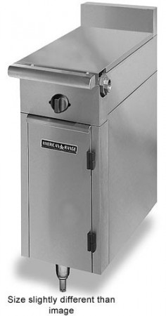 "American Range HD34-23TG-1HT-1  Medallion Series 34"" Heavy Duty Range with 23"" Thermostatic Griddle/Even Heat Hot Top and Standard Oven"