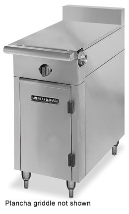 "American Range HD34-34PG-M Medallion Series 34"" Heavy Duty Range with Plancha Griddle and Modular Top"