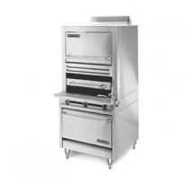 American Range HDIR34-1 Medallion Infra-Red Broiler with Standard Oven