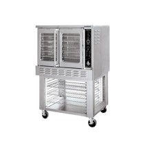 American Range M-1 Gas Single Deck Convection Oven Bakery Depth