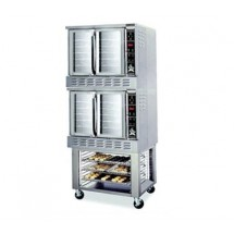 American Range MA-2 Gas Double Deck Convection Oven Bakery Depth Programmable Control