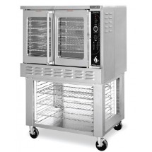 American Range MSDE-1 Single Deck Electric Convection Oven Standard Depth