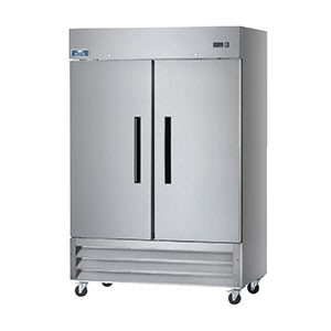 Arctic Air AR49  Two Section Reach-In Refrigerator 49 Cu. Ft.