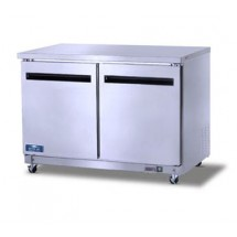 Arctic Air AUC48F Two Door Undercounter Freezer  48""