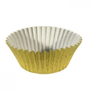 Ateco 6431 Gold Baking Cups