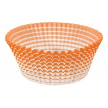 Ateco 6436 Orange Stripe Baking Cup