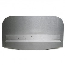 Atosa 21101001047 Stainless Steel Fryer Splash Guard For ATFS-40/50/75