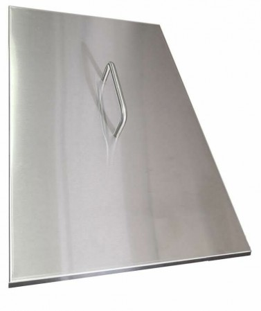 Atosa 21201001019  Fryer Tank Cover with Handle For ATFS-40/50