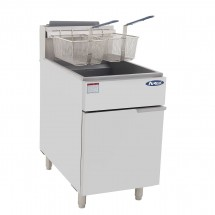 Atosa ATFS-75 Stainless Steel Deep Fryer 75 Lb.