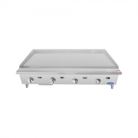 """Atosa ATMG-48T 46"""" HD Thermostatically Controlled Commercial Griddle"""