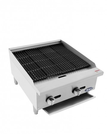 Atosa ATRC-24 Heavy Duty Countertop Radiant Broiler 24""