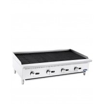 Atosa ATRC-48 Heavy Duty Countertop Radiant Broiler 48""