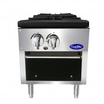 Atosa ATSP-18-1 Single Stock Pot Stove