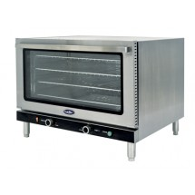 Atosa CRCC-100 Countertop Convection Oven with Steam Injection, Full Size