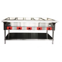 Atosa CSTEB-5 5 Well Electric Steam Table