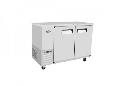 Atosa MBB59 Stainless Steel Back Bar Cooler, 59""
