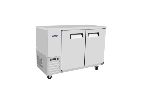 Atosa MBB59 Stainless Steel Back Bar Cooler, 59