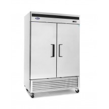 Atosa MBF8503 Bottom Mount Reach In Two Door Freezer 54""