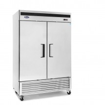 Atosa MBF8507 Bottom Mount Reach In Two Door Refrigerator 54""