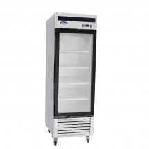 Atosa MCF8701 Bottom Mount One Glass Door Freezer 27""