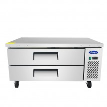 Atosa MGF8450 2-Drawer Chef Base 48""