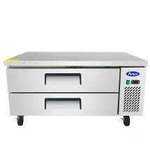 Atosa MGF8451 2-Drawer Chef Base 52""