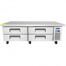 Atosa MGF8453 4-Drawer Chef Base 72""