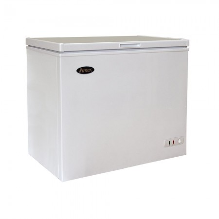 Atosa MWF9007 Solid Top Chest Freezer 7 Cu. Ft.