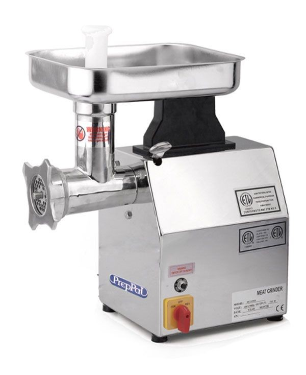 Atosa PPG-12 PrepPal PPG Series Meat Grinder 1 HP