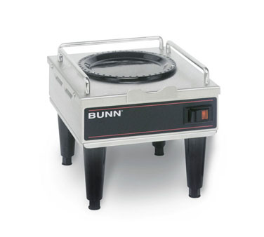 BUNN 12203.0010 Portable Coffee Server Warmer with Plastic Legs