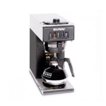 BUNN 13300.0011 Black Low Profile Pourover Coffee Brewer