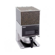 BUNN 20580.0001 Low Profile Portion Control Coffee Grinder with One Hopper