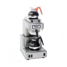 BUNN 20830.0001 Automatic Coffee Brewer With 1 Lower and 1 Upper Warmer