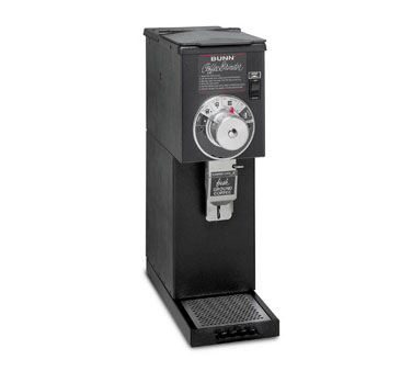 BUNN 22104.0000 Black Bulk Coffee Grinder 1 Lb.
