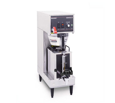 BUNN 23050.0007 Single Coffee Brewer with Portable Server and 3 Settings