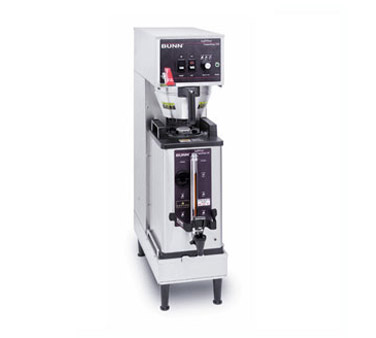 BUNN 27800.0002 Single Soft Heat Coffee Brewer with Docking System 120/240