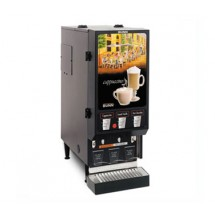 BUNN 29250.0000 Fresh Mix Cappucino / Espresso Machine with 3 Hoppers and Cafe Latte Lighted Front Display