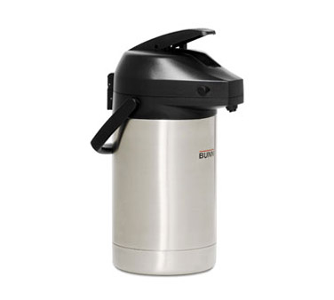 BUNN 32130.0000 0 3 Liter Lever Action Airpot with Stainless Steel Liner