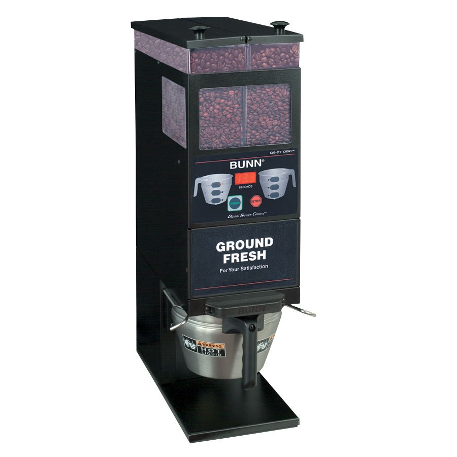 BUNN 33700.0001 Black Coffee Grinder