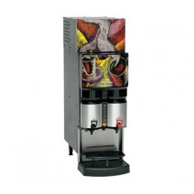 BUNN 34400.0036 Refrigerated Liquid Coffee Dispenser with Scolle Connector