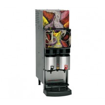 BUNN 34400.0037 Refrigerated Liquid Coffee Dispenser with Scholle Connector