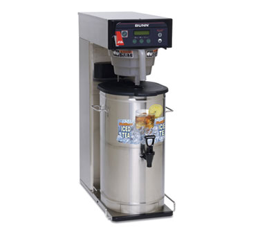 BUNN 35700.0001 Infusion Iced Tea and Coffee Brewer with 25-3/4