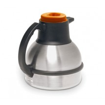 BUNN 36252.0001 1.85 Liter Thermal Carafe - Orange Lid