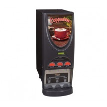 BUNN 36900.0000 Hot Cappuccino Dispenser - Black