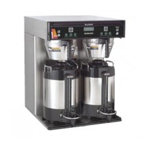 BUNN 37600.0002 Twin Infusion Coffee Brewer- Stainless Steel, 120-208V
